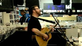 Eric Krueger - The North Road  (Appleton Exclusive Co. instore Record Store Day 2012)