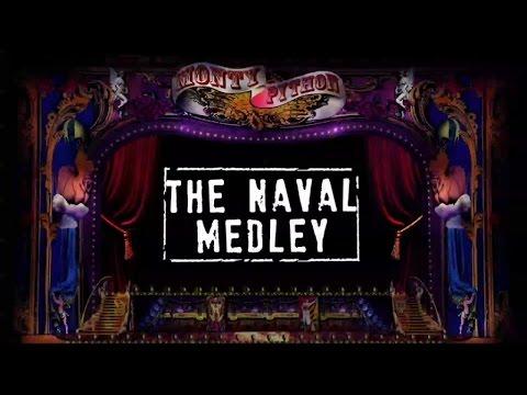 The Naval Medley Lyric Video