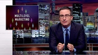 Mercadeo Multinivel: Last Week Tonight With John Oliver (HBO)