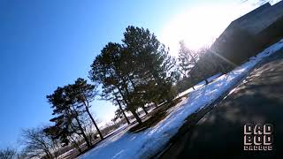 Trees. FPV Freestyle