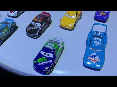 New Disney-Pixar Cars Diecast And Playset By Mattel On Display At NYTF 2018!