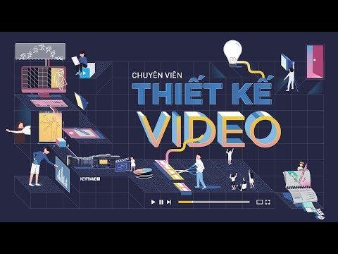 Trường đào tạo Thiết Kế Video & Đồ Họa Keyframe Training