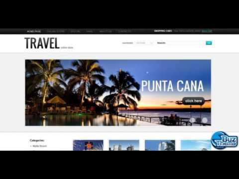 Download Travel Agency VirtueMart Template by  Di TM