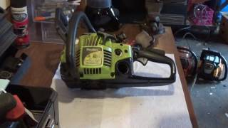 Common problems with Poulan Chainsaws