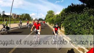 preview picture of video 'Magnalonga PRM: il bike sharing diffuso'