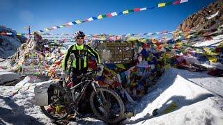 Himalaje na rowerze - Thorong La 5416 m n.p.m.