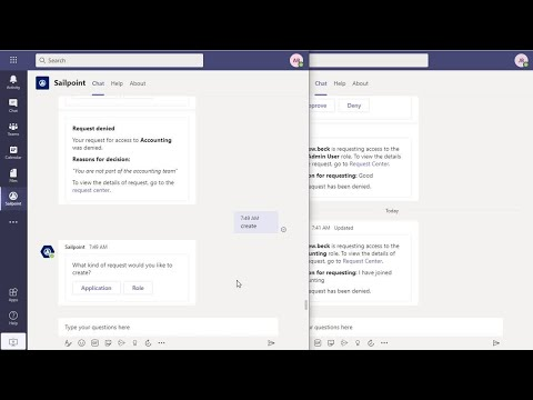 Announcing SailPoint for Microsoft Teams: Adapting identity security to help your employees be more collaborative anywhere