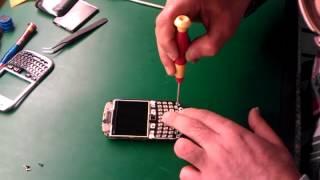 Dismantle BlackBerry 9320