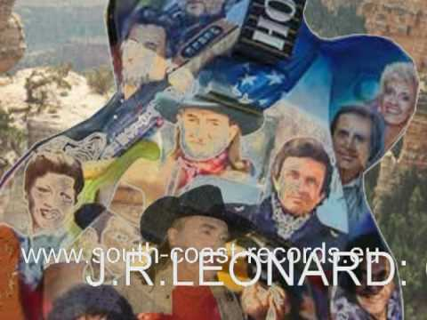COUNTRY MUSIC LOVE AFFAIR - J.R. LEONARD