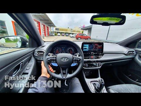 New Hyundai i30N Fastback 2021 Test Drive Review POV
