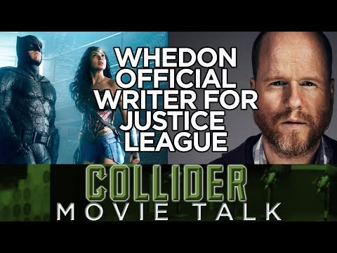Justice League: Joss Whedon Gets Official Writing Credit