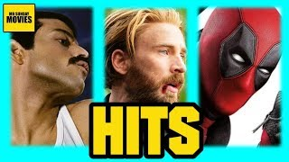 Biggest Box Office Hits Of 2018