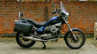 preview picture of video 'Moto Guzzi Nevada 750 Club'