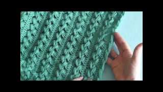 How To: Hairpin Lace - Finishing The Side Edges (Part 4)