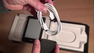 Test Amazon Kindle Paperwhite (Versionen WLAN und 3G deutsch)