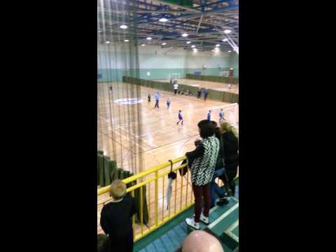 Детский спорт в Ирландии. Garmanston Футбол в Ирландии. видео