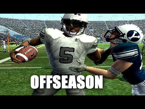 THIS WAS THE NATIONAL CHAMPIONSHIP GAME? OHIO STATE ON PROBATION NCAA FOOTBALL 06 S1 OFFSEASON