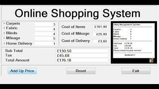 Billing Systems in Visual Basic-Net - ฟรีวิดีโอออนไลน์ - ดู
