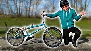 JE MONTE MON BMX À L'ENVERS !