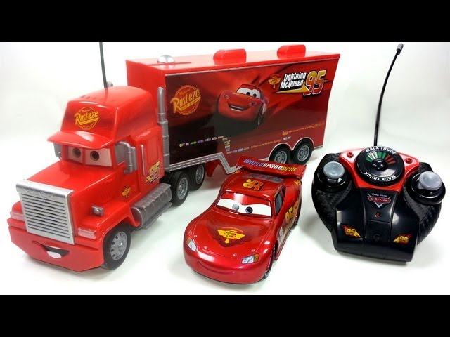 mp camion mack truck cars control
