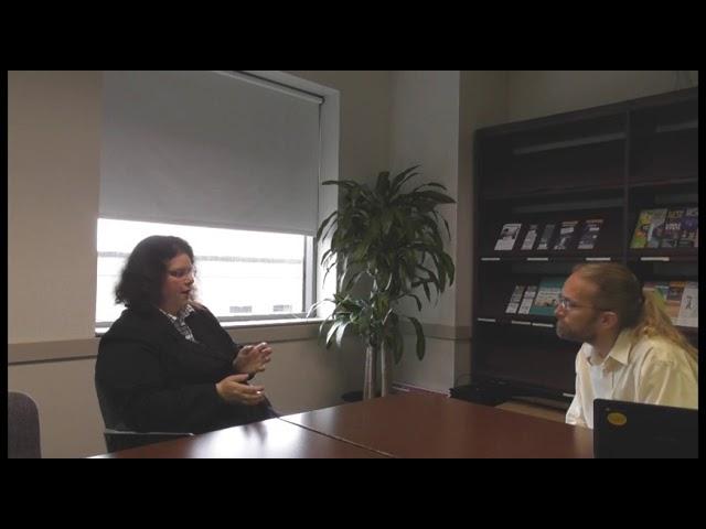 Doreva Belfiore, Director of Library Services – Part 1/2