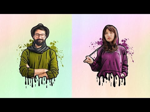splatter effect photoshop tutorials by rafy