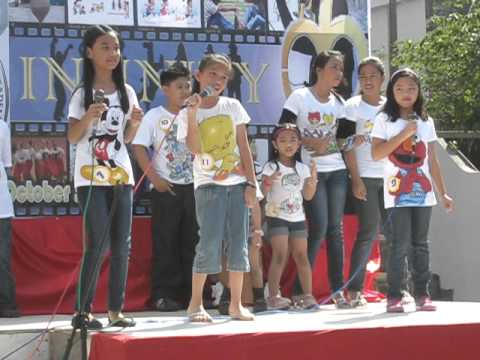 Talentadong Theresian Performing Pice Tag ( Production Number )