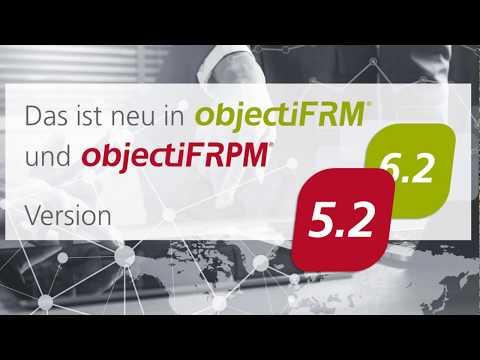 Das ist neu in objectiF RPM 5.2