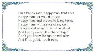 Chic - Happy Man LP Version Lyrics