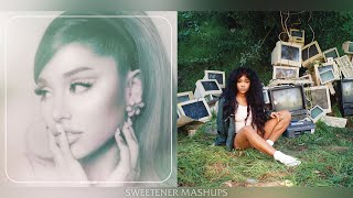 off the table x the weekend (mashup) - ariana grande, the weeknd vs. sza