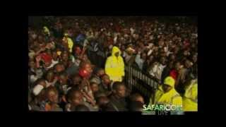 Wyre  Fire Niko Na Safaricom Live Meru Concert