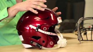 The Modern Football Helmet