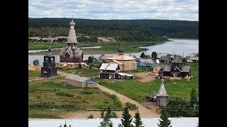 Село Варзуга, Кольский полуостров