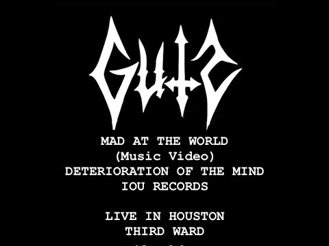 Gutz  - Mad At The World ( Official Music Video )