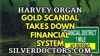 GLD, COMEX & Now HSBC Out Of Gold, MASSIVE FRAUD To Be Exposed!   Harvey Organ