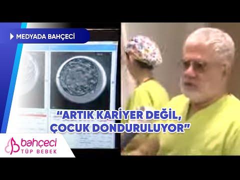 Kanal D – Yumurta Dondurma Annelik için Umut Oldu – Prof. Dr. Mustafa Bahçeci