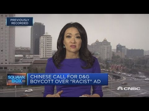 Google News - Dolce   Gabbana faces backlash in China - Overview a36b39a106a