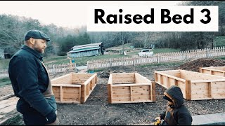 Odd, But Brilliant Way To Fill Raised Garden Beds