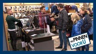Wij Pinnen Voor U -  We Fashion - Shoppingcenter Overvecht