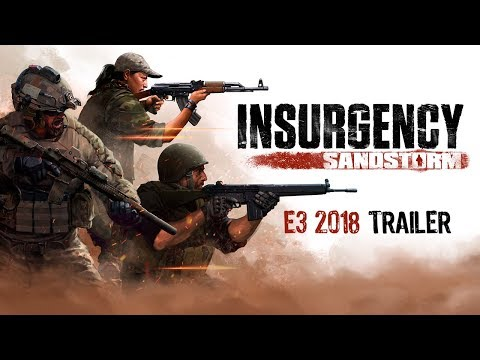 [E3 2018] Insurgency: Sandstorm – E3 Gameplay Trailer thumbnail