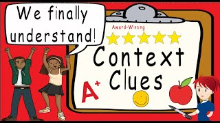 Context Clues | Award Winning Context Clues Teaching Video | Comprehension & Reading Strategies