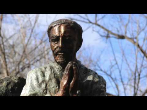 St. Francis of Assisi <br>Sculpture Garden Walk