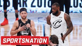 NBA All-Star Draft too uncomfortable to televise next year? | SportsNation | ESPN | Kholo.pk