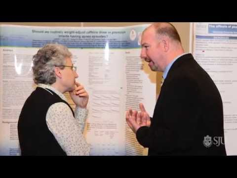 SJU Research Month 2014 Highlights Student and Faculty Scholarship