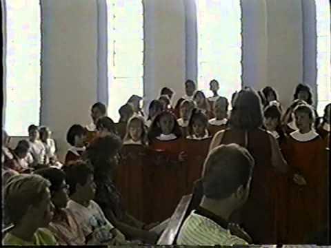 Pregação Rev. Uriel de Almeida Leitão - Alto Jequitibá -1992 - parte 1ª