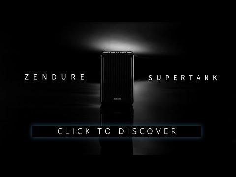 Zendure A8 SuperTank (27000mAh, 100W)