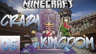 MINECRAFT [FR] - CRAZY KINGDOM #6 !!! Modpack Crazy Craft [LIVE]