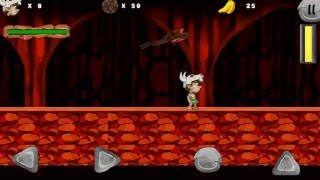 Jungle Adventures 1 : (Story) - World 4 Level 5.... (Boss Fight) Gameplay (Free Game On Android)