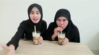 Brown Sugar Boba Milk & Soy Milk By 玛莎 Masyitah Masya