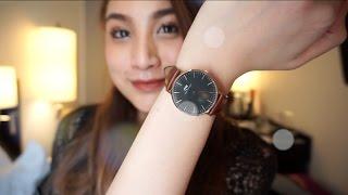 Daniel Wellington Watch Review (in Thai)   PannitaP